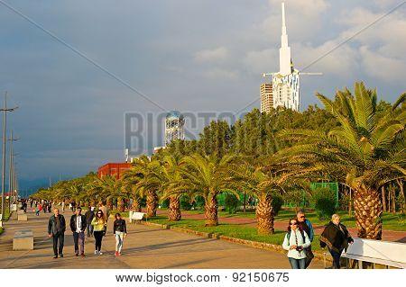Batumi Embankment