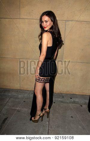 LOS ANGELES - MAY 6:  Celina Jade at the