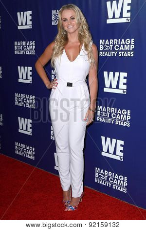 LOS ANGELES - MAY 28:  Jordan Lloyd at the WE tv's
