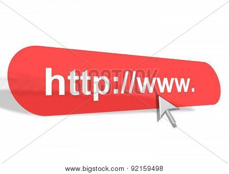 http www web button