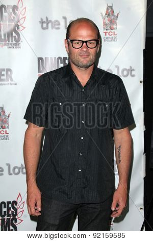 LOS ANGELES - MAY 31:  Chris Bauer at the