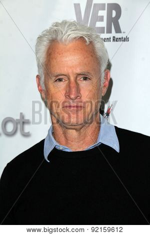 LOS ANGELES - MAY 31:  John Slattery at the