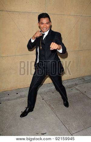LOS ANGELES - MAY 6:  Tony Jaa at the