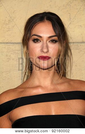 LOS ANGELES - MAY 6:  Tasya Teles at the