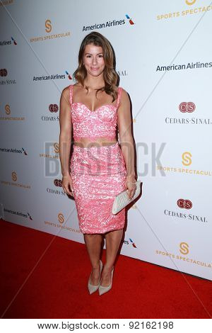 LOS ANGELES - MAY 31:  Jennifer Widerstrom at the 2015 Sports Spectacular Gala at the Century Plaza Hotel on May 31, 2015 in Century City, CA