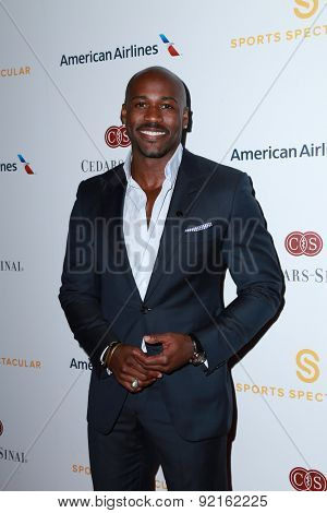 LOS ANGELES - MAY 31:  Dolvett Quince at the 2015 Sports Spectacular Gala at the Century Plaza Hotel on May 31, 2015 in Century City, CA