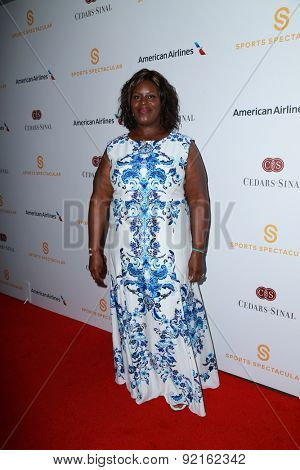 LOS ANGELES - MAY 31:  Retta at the 2015 Sports Spectacular Gala at the Century Plaza Hotel on May 31, 2015 in Century City, CA