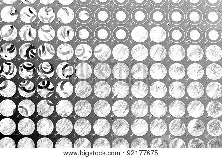 Abstract Circle Shape