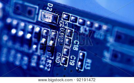 High Technology - Computer Electronics