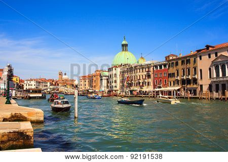 San Simeone E Giuda Church In Venice
