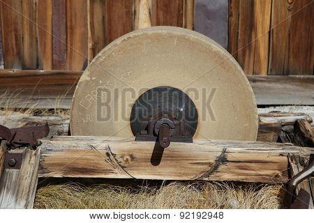 Old Grinding wheel
