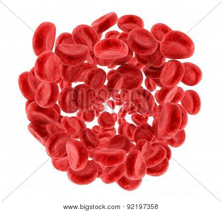 Red Blood Cells, Isolated