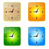 picture of chronometer  - Clock face Setting Conception Reminder Science Number Chronometer Object Clock - JPG