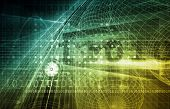 stock photo of open-source  - Open Source Technology or Technologies as Abstract - JPG