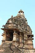 picture of khajuraho  - Khajuraho temples and their erotic sculptures - JPG