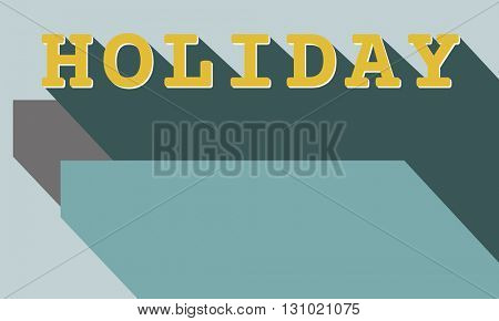 Holiday Journey Trip Vacation Travel Concept