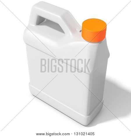 3D Blank Container, Canister, Jug