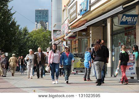 Berlin Shopping