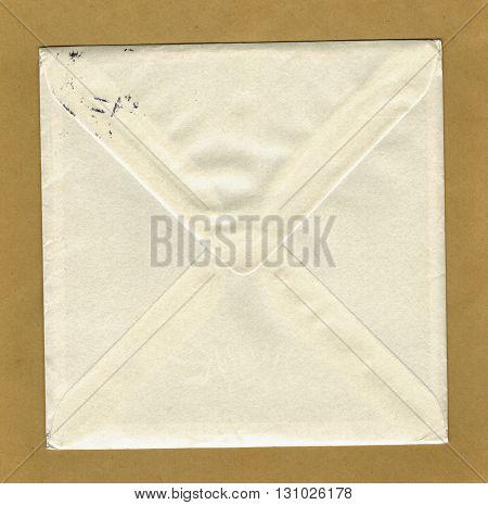 Square Letter Envelope