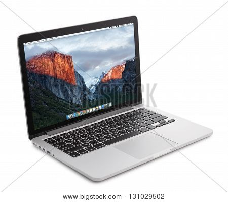 Macbook Pro With With Retina Display