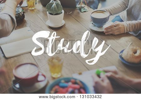Study Education Insight Knowledge Learning Concept