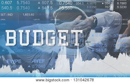 Budget Money Finance Economy Concept