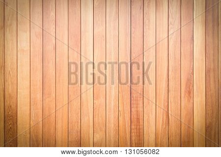 Brown wood plank wall texture abstract for background
