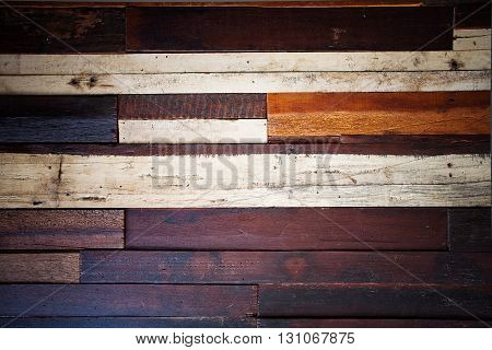 Old Wood Color Texture and background vintage style