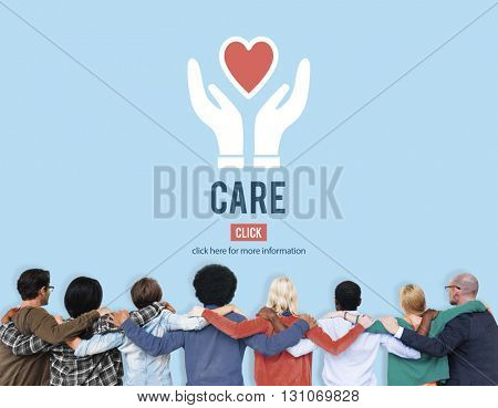 Care Protection Guard Assurance Health Concept