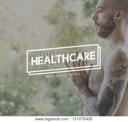 Healthcare Medical Physical Mental Treatment Concept