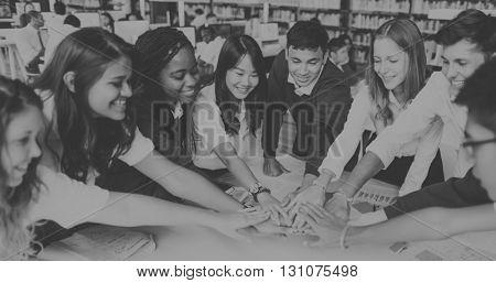 Brainstorming Class Education Imagination Plan Concept