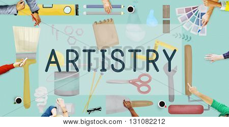 Artistry Craft Design Equipment Concept