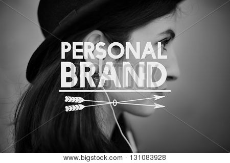 Identity Creative Lifestyle Trends Brand Concept