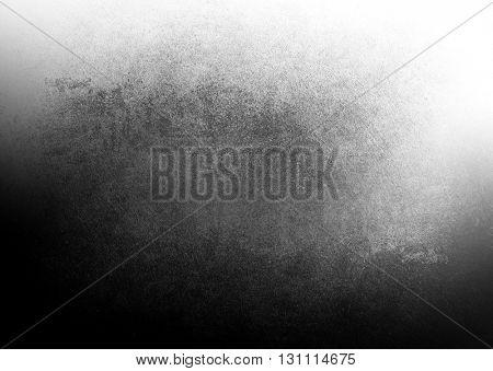 black concrete wall background