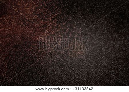 Abstract Dark Red Mix With White Pearl Or Silver Small Glitter Sparkle Bokeh On Black For Abstract M