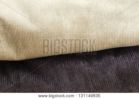 fashion clothes, the cell brown corduroy pants