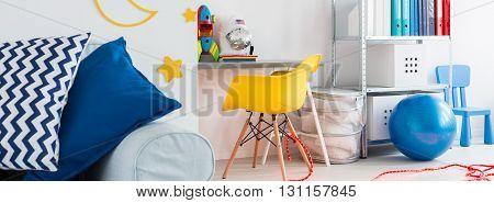 Cozy Room For Boy