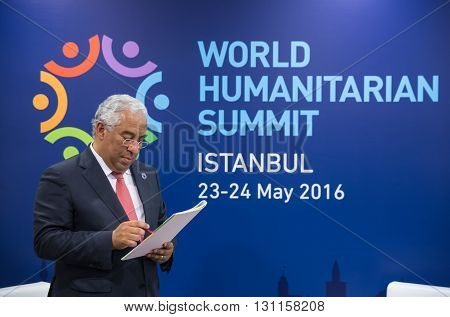 World Humanitarian Summit, Istanbul, Turkey, 2016