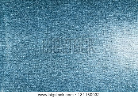 Jeans texture. Clothes background. Close up stitch