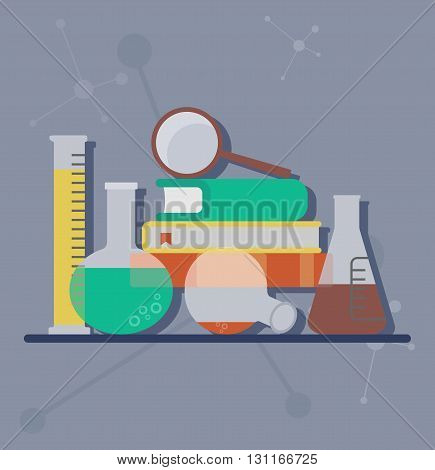 Set Of Chemical Objects