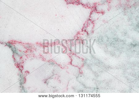 Closeup surface marble stone pattern wall texture background