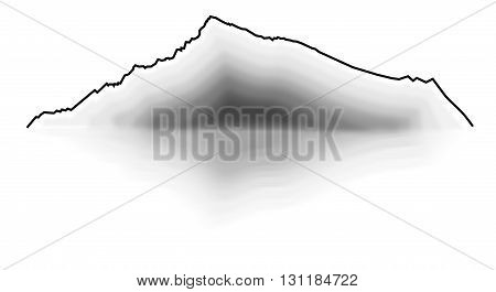 mountain range , Krivan, Slovakia, High Tatras