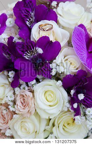 bride's bouquet wedding bouquet bride flower married