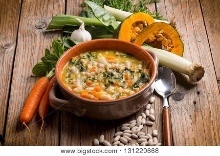 soup vegetable