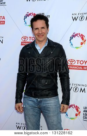 LOS ANGELES - MAY 21:  Hal Sparks at the An Evening With Women 2016 at Hollywood Palladium on May 21, 2016 in Los Angeles, CA