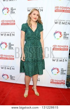 LOS ANGELES - MAY 21:  Harley Quinn Smith at the An Evening With Women 2016 at Hollywood Palladium on May 21, 2016 in Los Angeles, CA