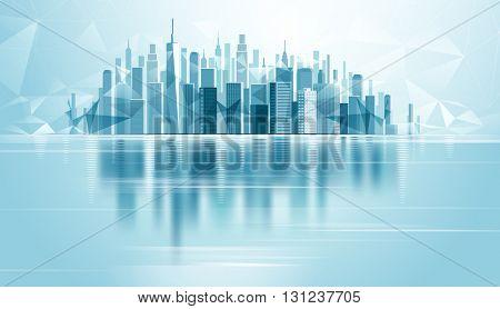 Urban Landscape City