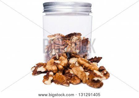 Natural Healthy Walnuts Presentation