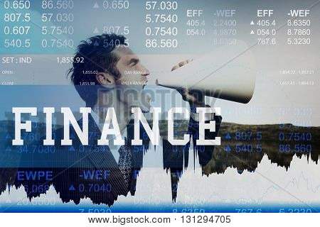 Finance Currency Banking Market Trade Concept