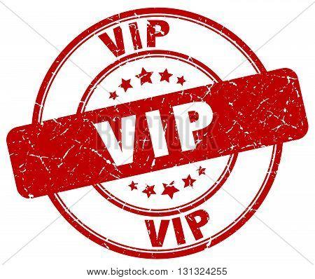 Vip Red Grunge Round Vintage Rubber Stamp.vip Stamp.vip Round Stamp.vip Grunge Stamp.vip.vip Vintage